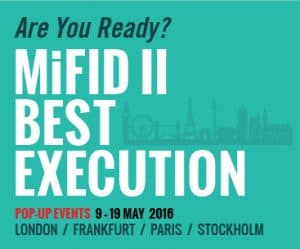 MIFID II Best Execution
