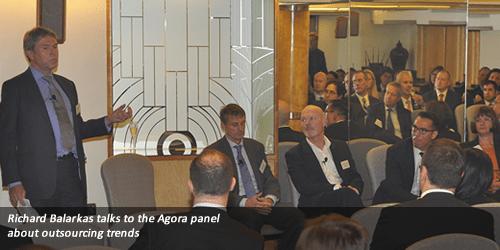 The Trade Agora: Outsourcing
