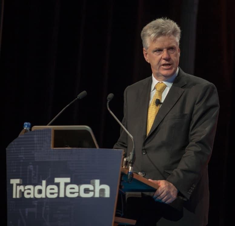 Michael Aitken, TradeTech 2014