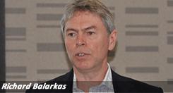 Richard Balarkas at Agora