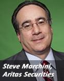 Steve Marchini, Aritas