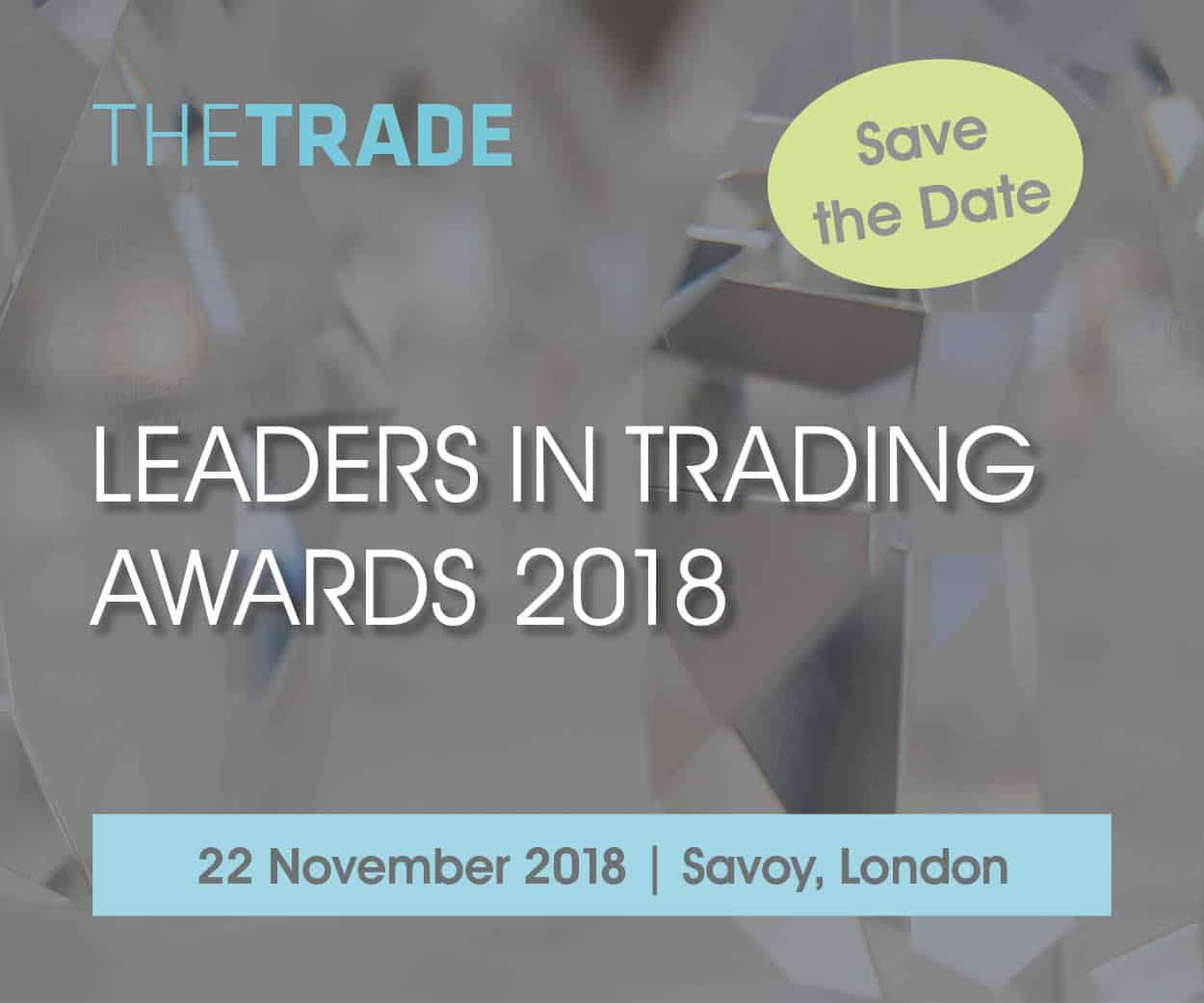 Leaders in Trading 2018 - The TRADE