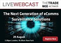 The Next Generation of eComms Surveillance Solutions