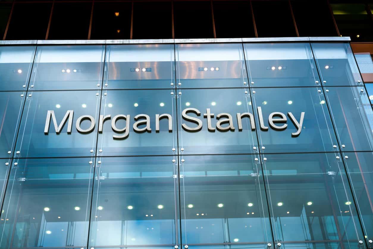 morgan stanley opcionų prekyba)