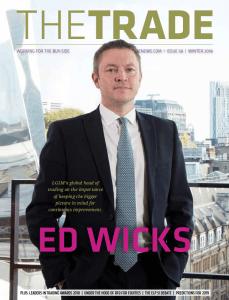 The TRADE Magazine, Winter 2018 - The TRADE