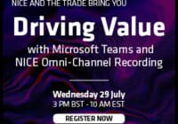 Driving value with Microsoft Teams and NICE Omni Channel