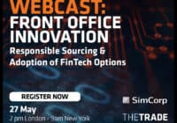 Front office innovation: responsible sourcing and adoption of FinTech options