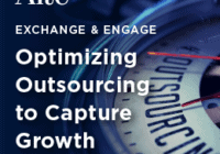Exchange & engage: optimizing outsourcing to capture growth